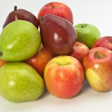 20 LBS. WASHINGTON; APPLES AND PEARS IN IN A GIFT BOX PRICE INCLUDES 3 DAY SHPPING