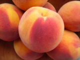 12 PACK OF ORGANIC PEACHES --INCLUDES 2ND DAY AIR SHIPPING