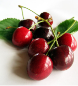 3 POUNDS CHERRIES price includes 2 day delivery