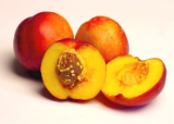 12  FRESH NECTARINES Price includes shipping---OUT OF SEASON