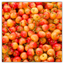 4 POUNDS CHERRIES 2 DAY SHIPPING INCLUDED IN PRICE