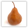 12 pears approximately 7 lbs Bosc Pears Price Includes 3 day Shipping