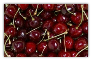 2 POUNDS CHERRIES Price includes overnight USPS  Shipping
